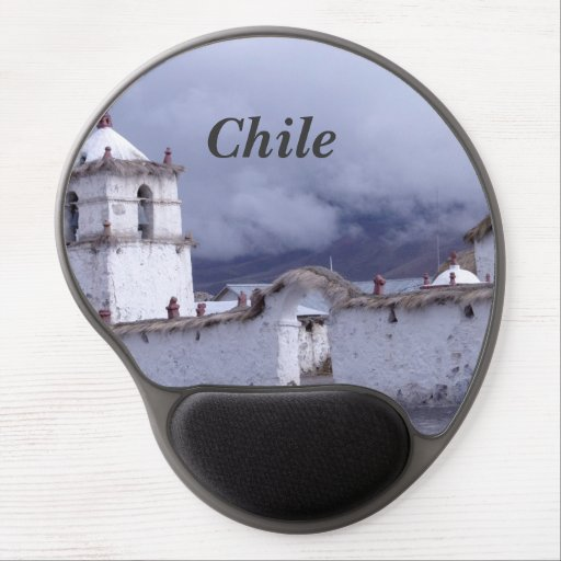Chile Gel Mouse Pads