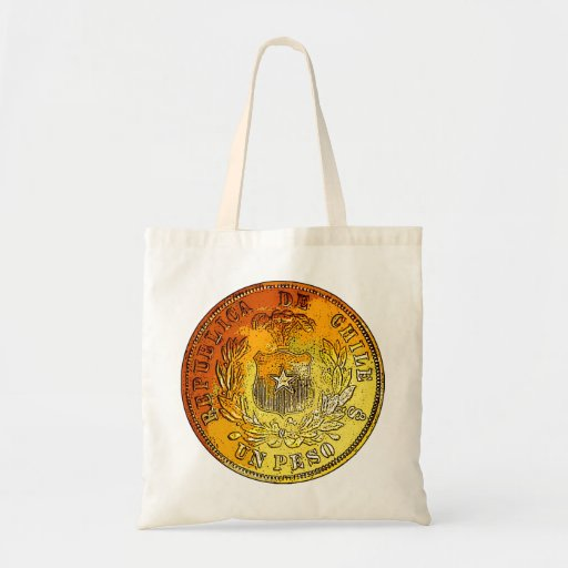 Chile Gold Coin Bags
