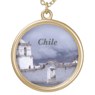 Chile Gold Plated Necklace