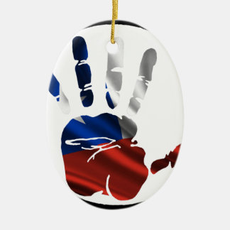 CHILE HAND CIRCLE PRODUCTS ORNAMENT