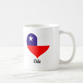 Chile Heart coffee mug
