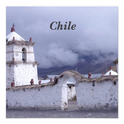 Chile Personalized Announcements