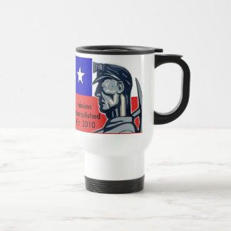 chile miners  mission accomplished mug