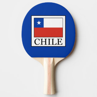 Chile Ping Pong Paddle