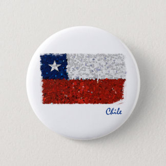 Chile Pintado 6 Cm Round Badge