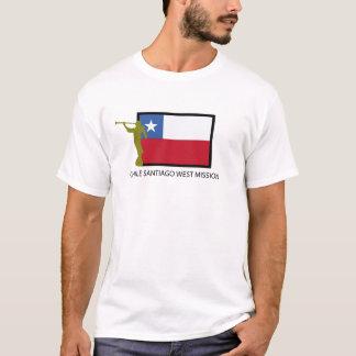 Chile Santiago West Mission LDS CTR T-Shirt