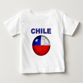 Chile Soccer 5025 Baby T-Shirt