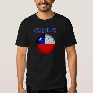 Chile Soccer 5025 Tee Shirt