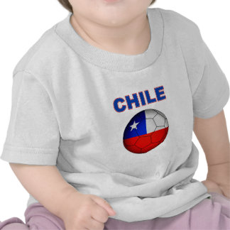 Chile Soccer 5025 Tees