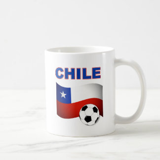 Chile Soccer 5243 Coffee Mug