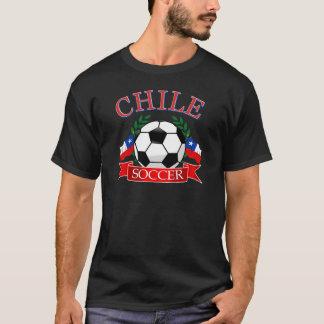 Chile soccer ball designs T-Shirt