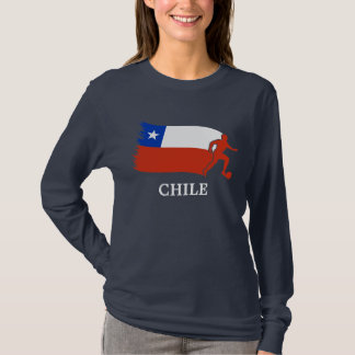 Chile  Soccer Flag T-Shirt