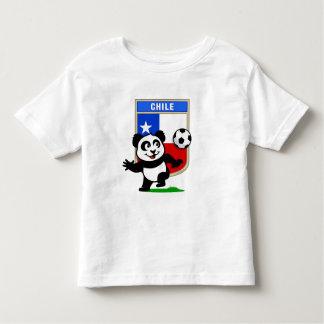 Chile Soccer Panda Shirts