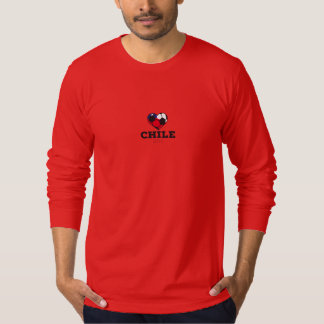 Chile Soccer Shirt 2016