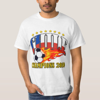 Chile Soccer Shirts