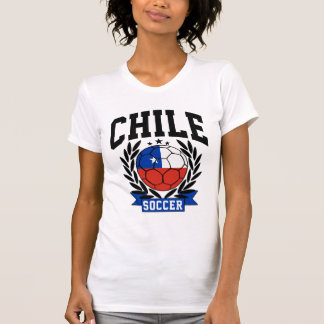 Chile Soccer T Shirts
