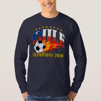 Chile Soccer Tee Shirt