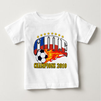 Chile Soccer Tees