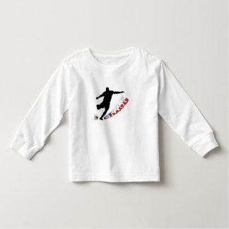 Chile Soccer Toddler T-Shirt