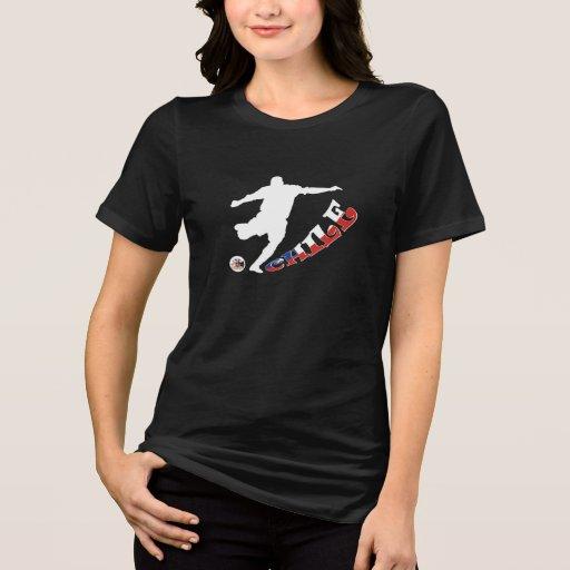 Chile Soccer Tshirts