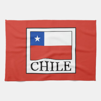 Chile Tea Towel