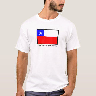 Chile Vina del Mar LDS Mission T-Shirt