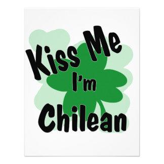 chilean invitation