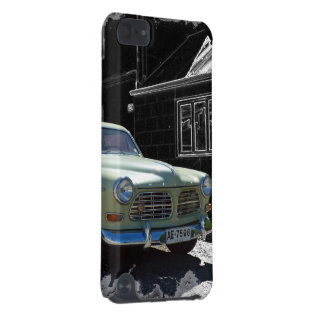 Chilean old car iPod touch 5G case