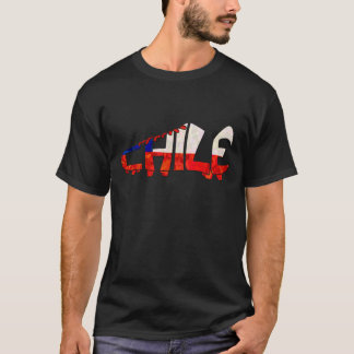 Chilean Soccer Cleat Tee