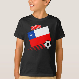 Chilean Soccer Team T-Shirt