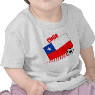 Chilean Soccer Team T-shirt