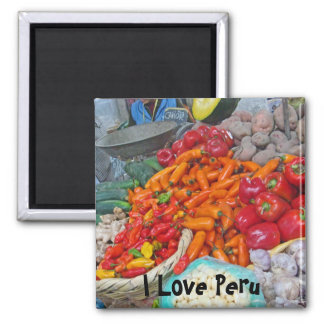 Chiles & More Magnet