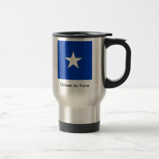 Chili Air Force, Chilean Air Force Travel Mug