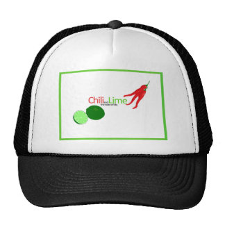 Chili and Lime Trucker Hat