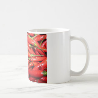 chili basic white mug