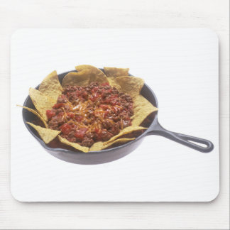 Chili Cheese Nachos Mouse Pad