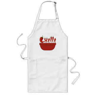 Chili Chef Long Apron