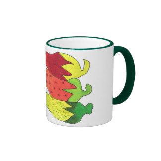 Chili Color Coffee Mugs