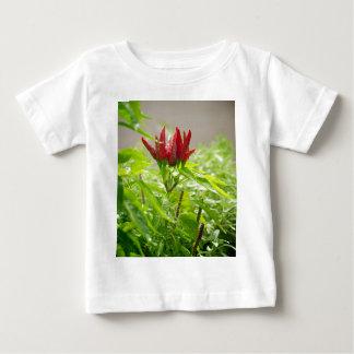 Chili flower baby T-Shirt