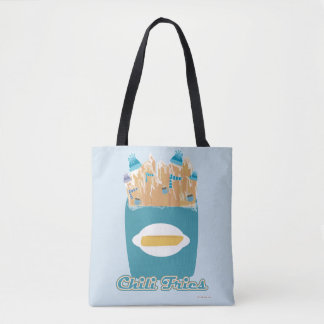 Chili Fries Fun Pun Tote Bag