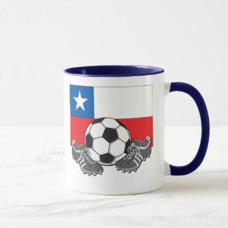 Chili Futbol Mug