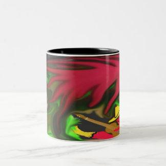 Chili Guy Two-Tone Mug