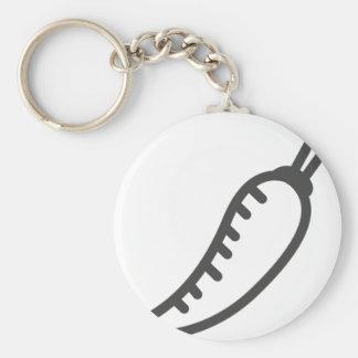 Chili Key Ring