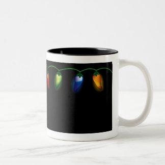 Chili Pepper Lights Mug