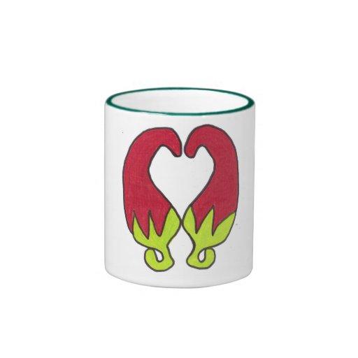 Chili Pepper Love Coffee Mug