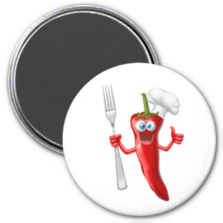 Chili Pepper Magnet