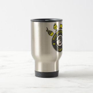 Chili Pepper Stainless Steel Travel Mug