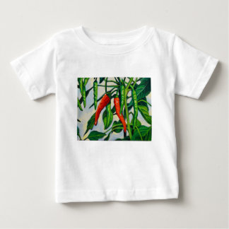 Chili Peppers Baby T-Shirt