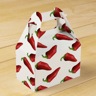 Chili peppers favour box