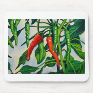 Chili Peppers Mouse Pad